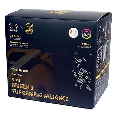 Scythe Mugen 5 TUF Gaming Alliance pas cher