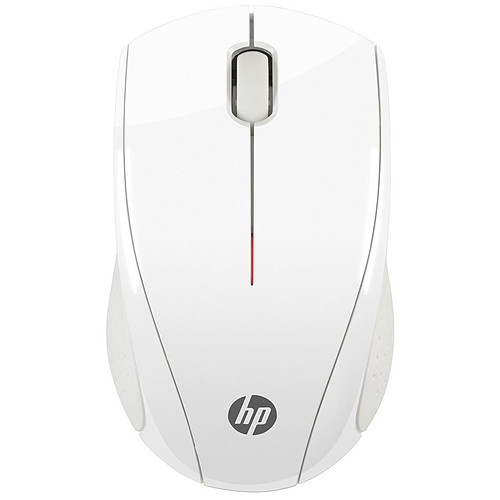 HP X3000 Blizzard Wireless Mouse Blanc pas cher