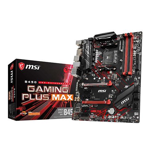 MSI B450 GAMING PLUS MAX pas cher