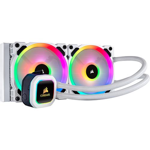 Corsair Hydro Series H100i RGB PLATINIUM pas cher