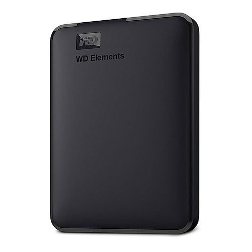 WD Elements Portable 500 Go Noir (USB 3.0) pas cher