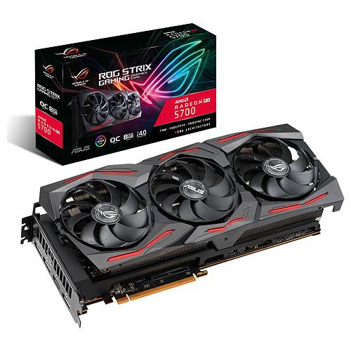 ASUS Radeon RX 5700 ROG-STRIX-RX5700-O8G-GAMING pas cher