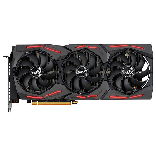 ASUS Radeon RX 5700XT ROG-STRIX-RX5700XT-O8G-GAMING pas cher