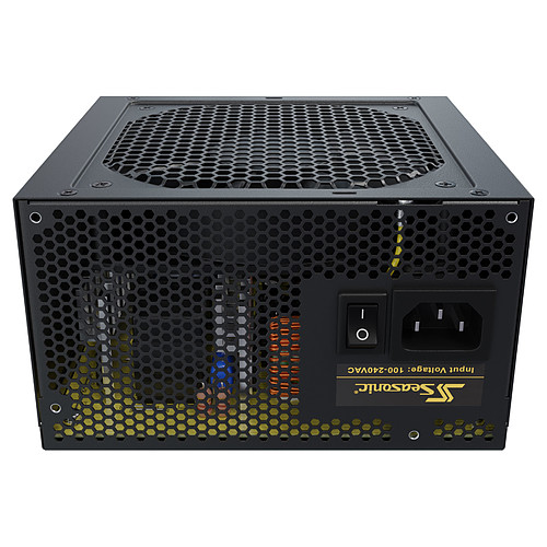 Seasonic CORE GM-500 80PLUS Gold pas cher
