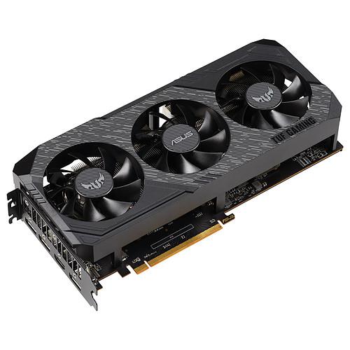 ASUS Radeon RX 5700 TUF 3-RX5700-O8G-GAMING pas cher