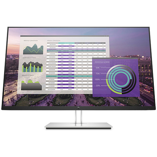 "HP 32"" LED - EliteDisplay E324q pas cher"