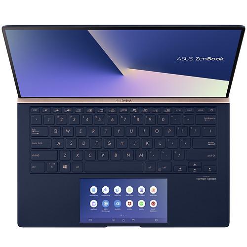 ASUS Zenbook 14 UX434FA-AI192T avec ScreenPad 2.0 pas cher