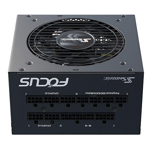 Seasonic FOCUS PX 650 Platinum pas cher