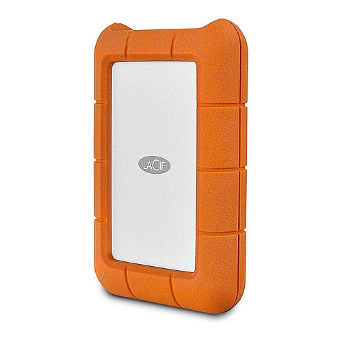 LaCie Rugged Thunderbolt 1 To SSD pas cher