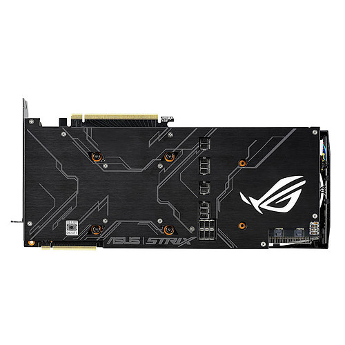 ASUS GeForce RTX 2070 SUPER ROG-STRIX-RTX2070S-8G-GAMING pas cher