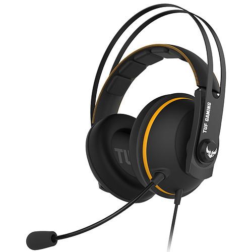 ASUS TUF Gaming H7 Core (Jaune) pas cher