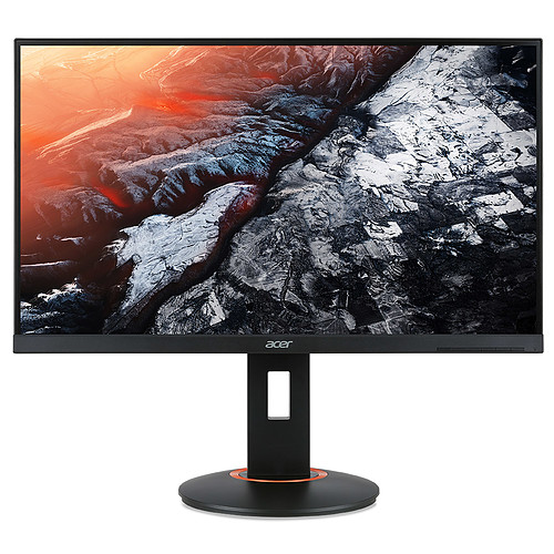 "Acer 24.5"" LED - XF250QCBMIIPRX pas cher"