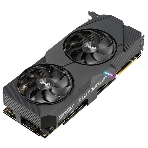 ASUS GeForce RTX 2080 SUPER DUAL-RTX2080S-8G-EVO pas cher