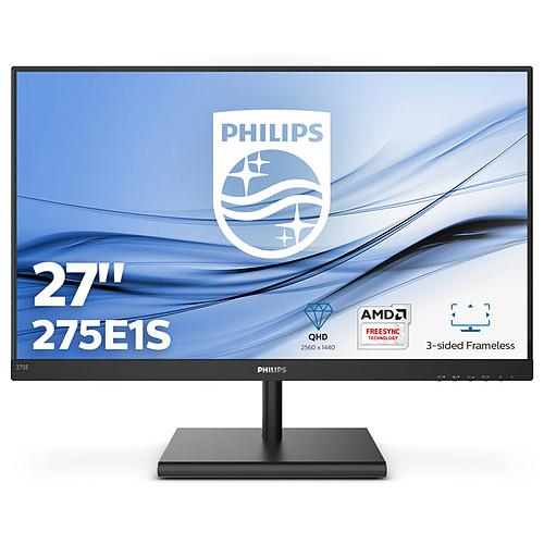 "Philips 27"" LED - 275E1S pas cher"