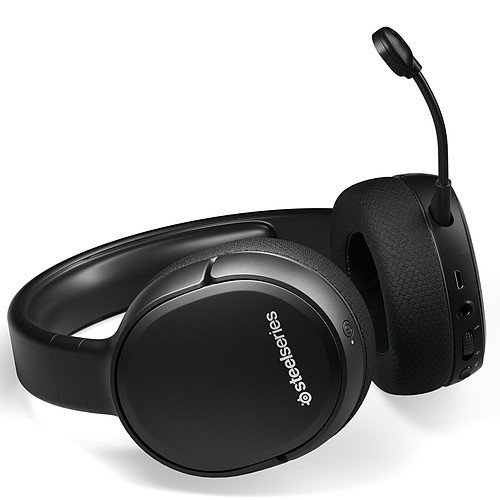 SteelSeries Arctis 1 Wireless PS5 (noir) pas cher