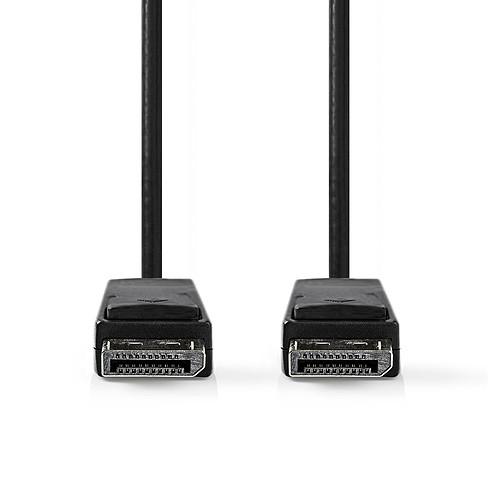 Nedis Câble DisplayPort 1.4 mâle/mâle (3.0 mètres) pas cher
