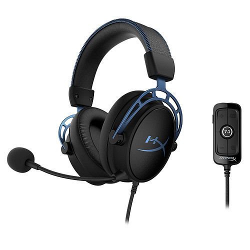 HyperX Cloud Alpha S pas cher