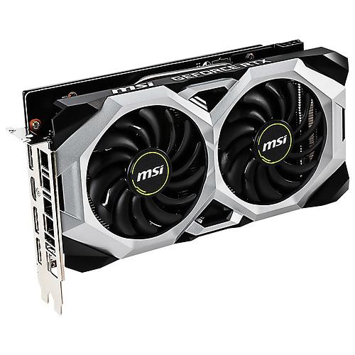 MSI GeForce RTX 2060 SUPER VENTUS GP OC pas cher