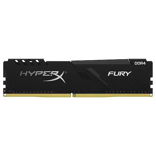 HyperX Fury 8 Go DDR4 2400 MHz CL15 pas cher