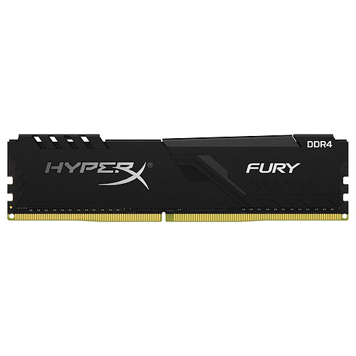 HyperX Fury 8 Go DDR4 3200 MHz CL16 pas cher