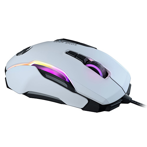 ROCCAT Kone AIMO Remastered Blanc pas cher