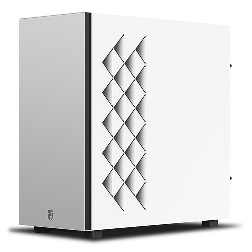 DeepCool Gamer Storm MACUBE 550 Blanc pas cher