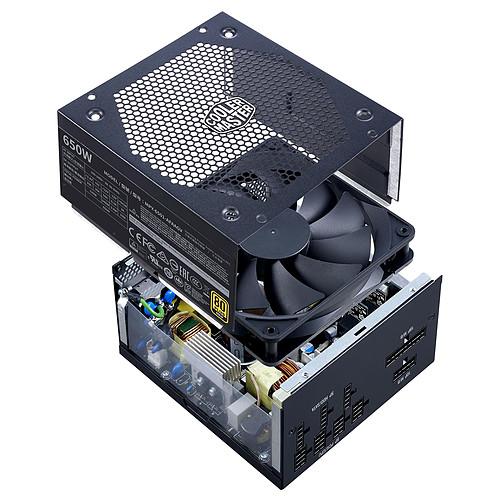Cooler Master V650 80PLUS Gold pas cher