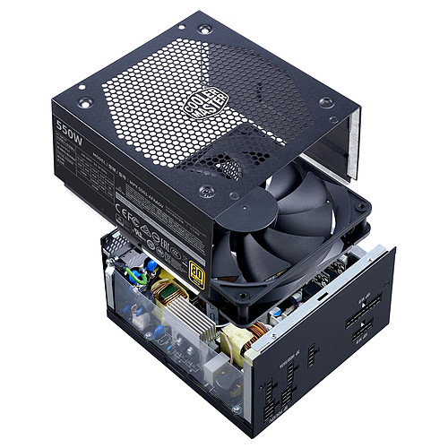 Cooler Master V550 80PLUS Gold pas cher