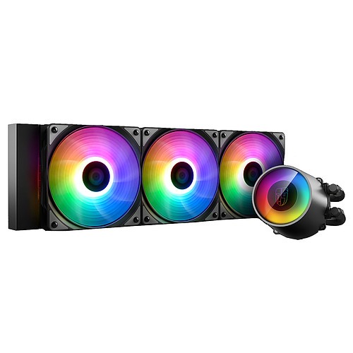 Deepcool Gamer Storm Castle 360RGB V2 pas cher