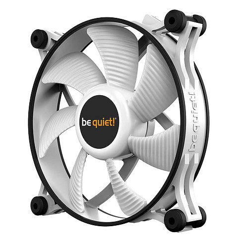be quiet! Shadow Wings 2 White 120 mm PWM pas cher