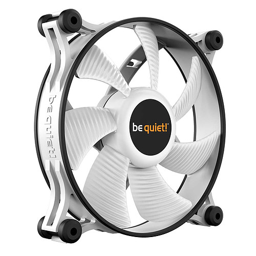 be quiet! Shadow Wings 2 White 120 mm pas cher