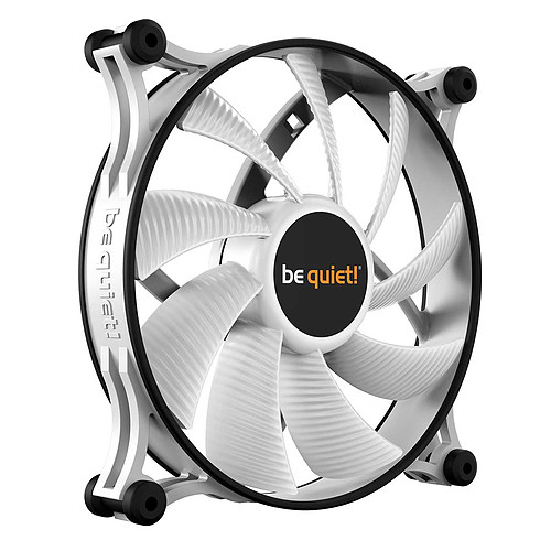 be quiet! Shadow Wings 2 White 140 mm PWM pas cher