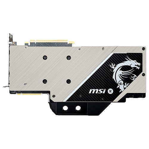 MSI GeForce RTX 2080 SUPER SEA HAWK EK X pas cher