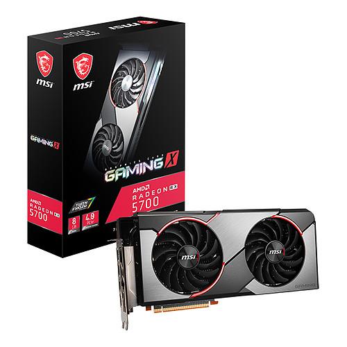 MSI Radeon RX 5700 GAMING X pas cher