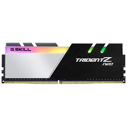G.Skill Trident Z Neo 64 Go (4 x 16 Go) DDR4 2666 MHz CL18 pas cher