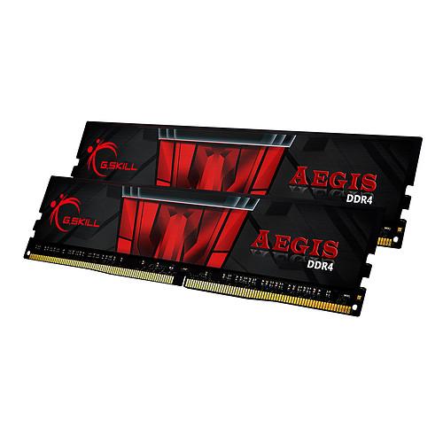 G.Skill Aegis 32 Go (2 x 16 Go) DDR4 3200 MHz CL16 pas cher