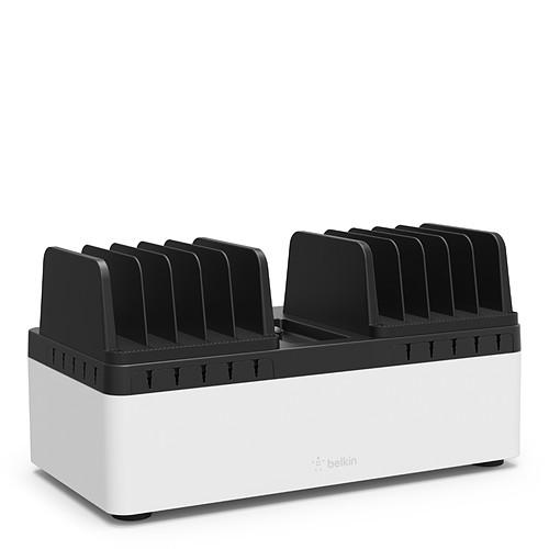 Belkin Store and Charge Go + RockStar avec compartiments de rangement fixes pas cher