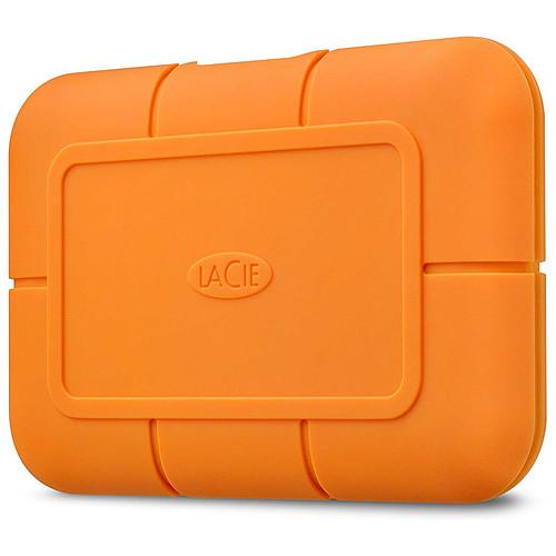 LaCie Rugged USB-C SSD 500 Go pas cher