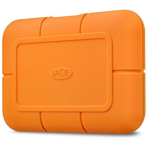 LaCie Rugged USB-C SSD 1 To pas cher