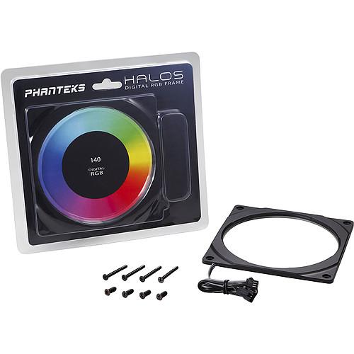 Phanteks Halos Digital RGB Fan Frame 140 mm pas cher