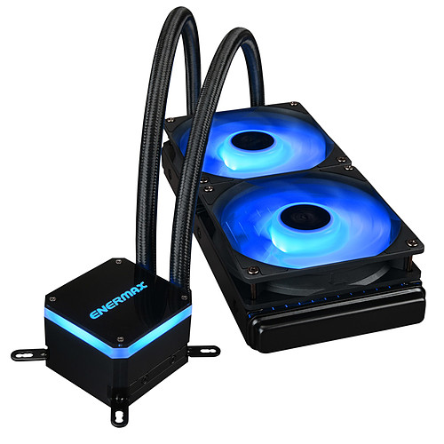 Enermax Liqmax III RGB 240 pas cher