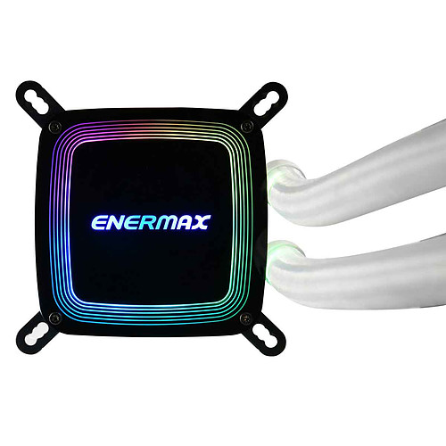 Enermax AquaFusion White 120 ARGB pas cher