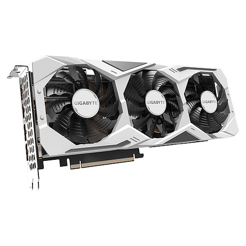 Gigabyte GeForce RTX 2070 SUPER GAMING OC 3X WHITE 8G pas cher