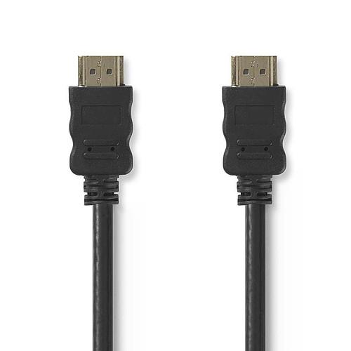 Nedis câble HDMI + Ethernet mâle/mâle (25 m) pas cher