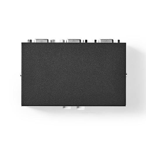 Nedis 2 Ports VGA Switch (2 entrées vers 1 sortie) pas cher