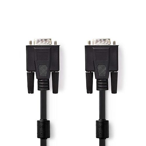 Nedis Câble VGA HD mâle / mâle (30 m) pas cher