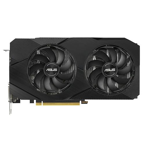 ASUS GeForce GTX 1660 SUPER DUAL-GTX1660S-O6G-EVO pas cher
