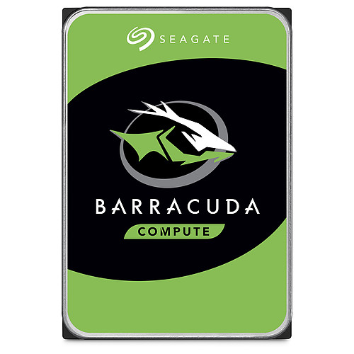Seagate BarraCuda 6 To (ST6000DM003) pas cher