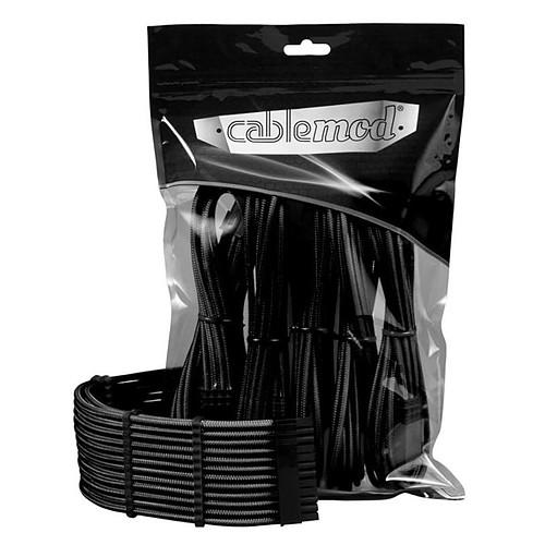 CableMod PRO ModMesh Cable Extension Kit Noir pas cher