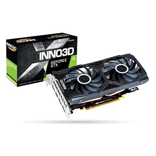 INNO3D GeForce GTX 1660 SUPER TWIN X2 pas cher